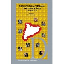 Dramaturgia catalana contemporánea: Antología II