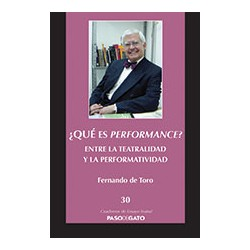 ¿Qué es el performance? Entre la teatralidad y la performatividad
