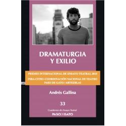 Dramaturgia y exilio