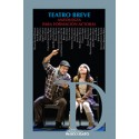 Teatro breve: antología para formación actoral