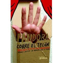 Pandora corre el telón. Antología de teatro para adolescentes