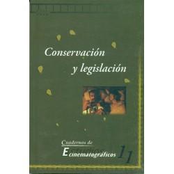 Conservación y legislación