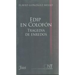 Edip en Colofón. Tragedia de enredos