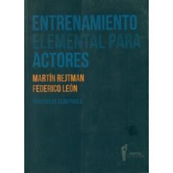 Entrenamiento elemental para actores